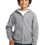 VALUE Youth Heavy Blend ™ Full Zip Hooded Sweatshirt