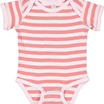 VALUE Infant 5 oz. Baby Rib Lap Shoulder Bodysuit
