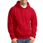 VALUE Comfortblend ® EcoSmart ® Pullover Hooded Sweatshirt