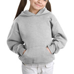 VALUE Youth Comfortblend ® EcoSmart ® Pullover Hooded Sweatshirt
