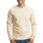 VALUE Ultra Cotton ® 100% Cotton Long Sleeve T Shirt