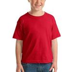 VALUE Youth DryBlend ® 50 Cotton/50 Poly T Shirt