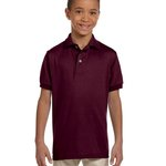 Youth 5.6 oz., 50/50 Jersey Polo with SpotShield™