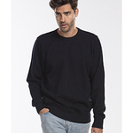 Men's Garment-Dyed Heavy French Terry Crewneck Sweatshirt